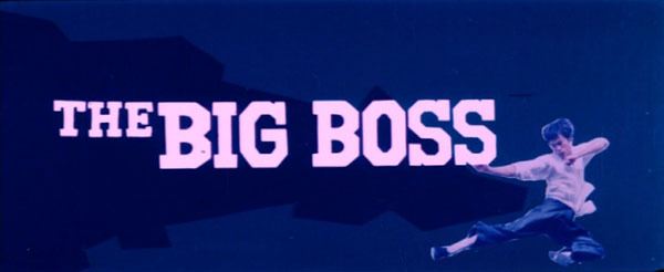 The Big Boss