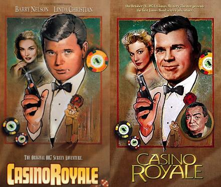 Bond Breakdown: Special Entry: Climax! Casino Royale (1954 ...