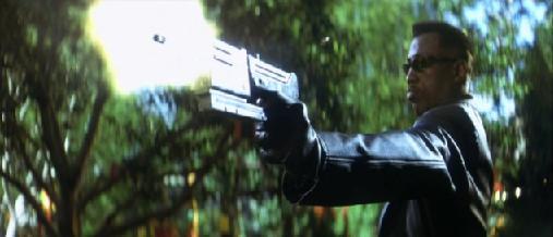 Blade Bullet Time