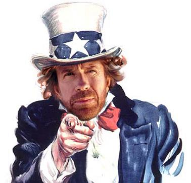 Chuck Wants You...