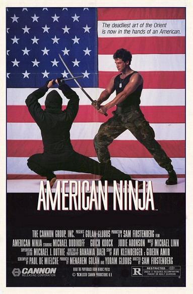 American Ninja 01