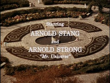 Arnold Strong