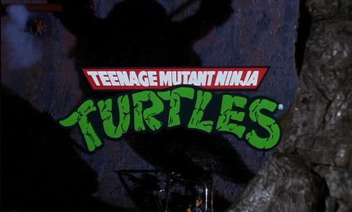 Teenage Mutant Ninja Turtles 01