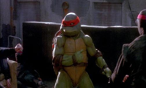 Teenage Mutant Ninja Turtles 07