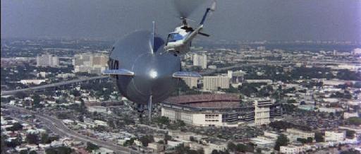 Black Sunday Helicopter