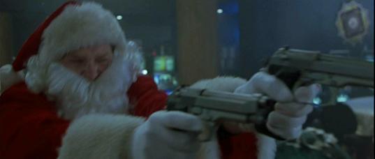 Santa guns
