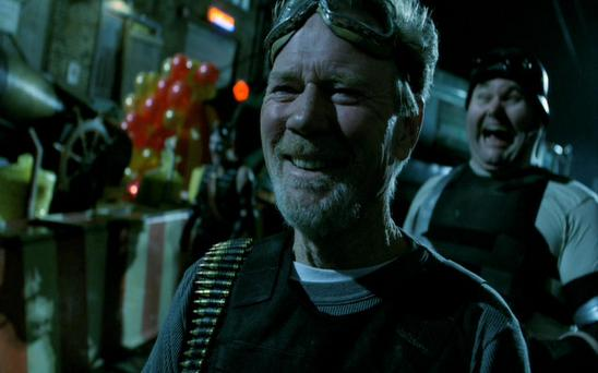 Michael Parks Thinks It's Funny