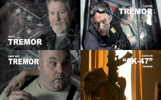 The Tremors