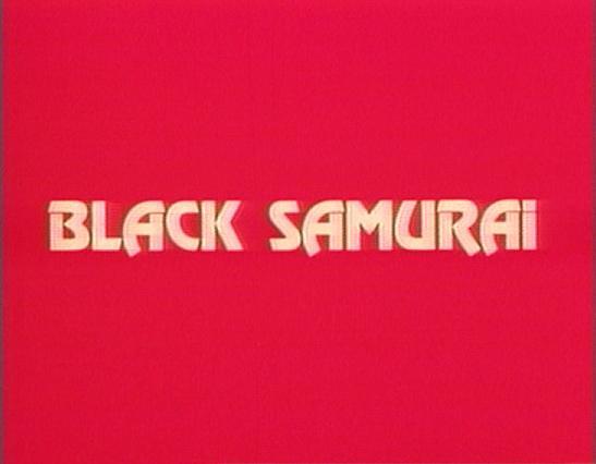 Black Samurai