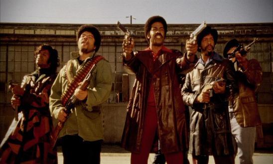 Badass And The Gang