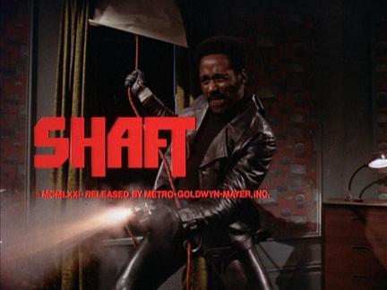 Shaft Shoots His Load