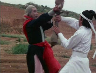 Lord Fung fight the Killer Meteor