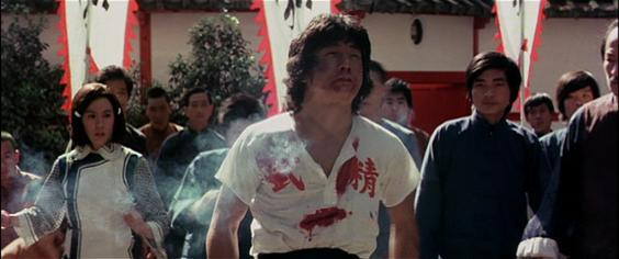 Shot Through The Heart, Bruce Lee's To Blame!