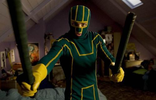 Aaron Johnson is Kick-Ass