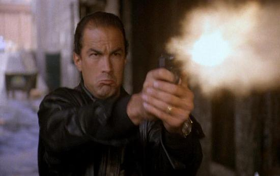 Steven Seagal is Steven Seagal