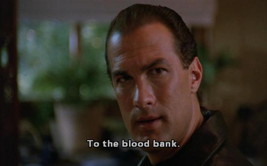To The Blood Bank