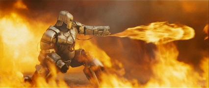 I am... Fire Man?