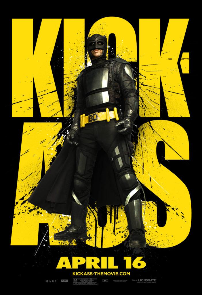 Kick-Ass movie poster